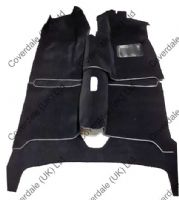 Ford Sierra Sapphire 1987 to 1992 Carpet Set - Wessex Wool Range